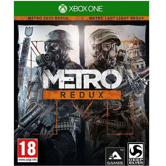 Игра за конзола Metro Redux, за XBOX ONE image