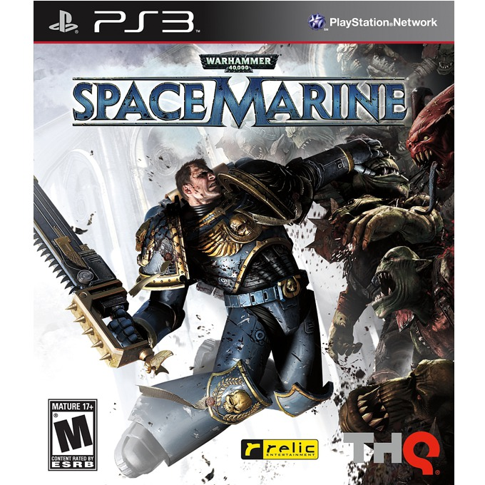 Warhammer 40,000: Space Marine, за PS3 image