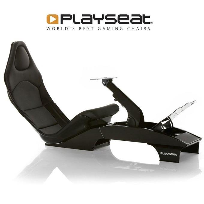 Геймърски стол Playseat F1 Formula, до 122kg, черен image