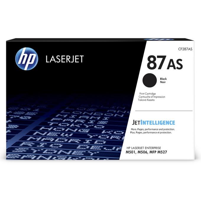 HP (CF287AS) Black product