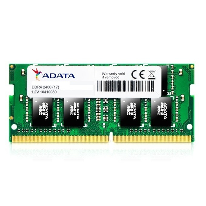 Памет 8GB DDR4 2400MHz, SO-DIMM, A-Data Premier, 1.2V image