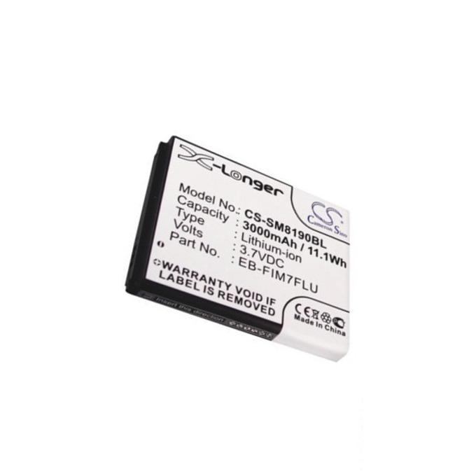 Батерия (заместител) за телефон Samsung Galaxy S3 mini, 3.7V 3000 mAh  image