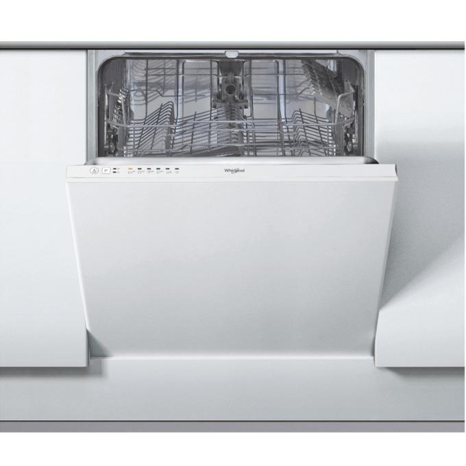 Съдомиялна за вграждане Whirlpool WIE2B19, клас А+, 13 комплекта, 6 програми, бяла  image