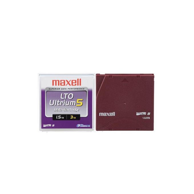 Maxell LTO5 Ultrium 1,5TB/3TB ML-DL-LTO5