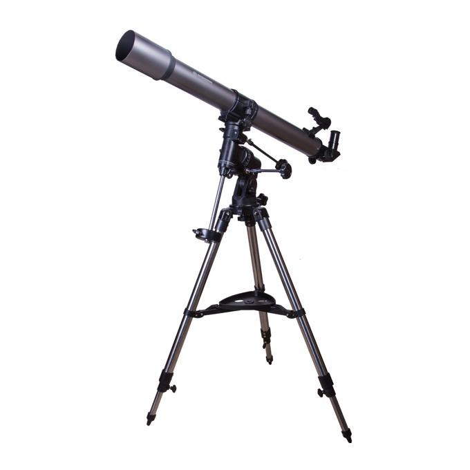 Телескоп Bresser Lyra 70/900 EQ-SKY, 140x оптично увеличение image