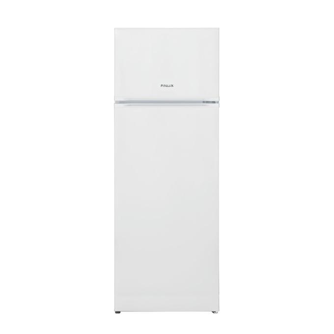 Хладилник с фризер Finlux FXRA 2831, клас A+, 240 л. общ обем, свободностоящ, 220 kWh/годишно, обръщане на вратите, бял image