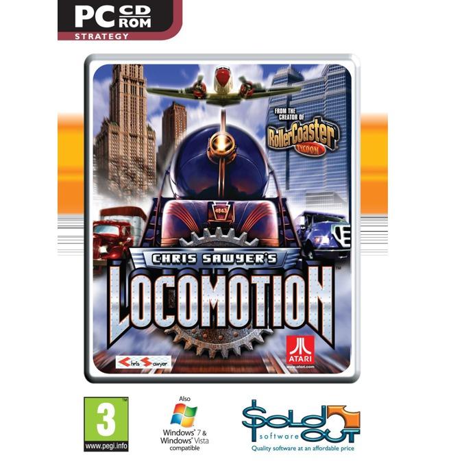 Игра Chris Sawyers Locomotion, за PC image