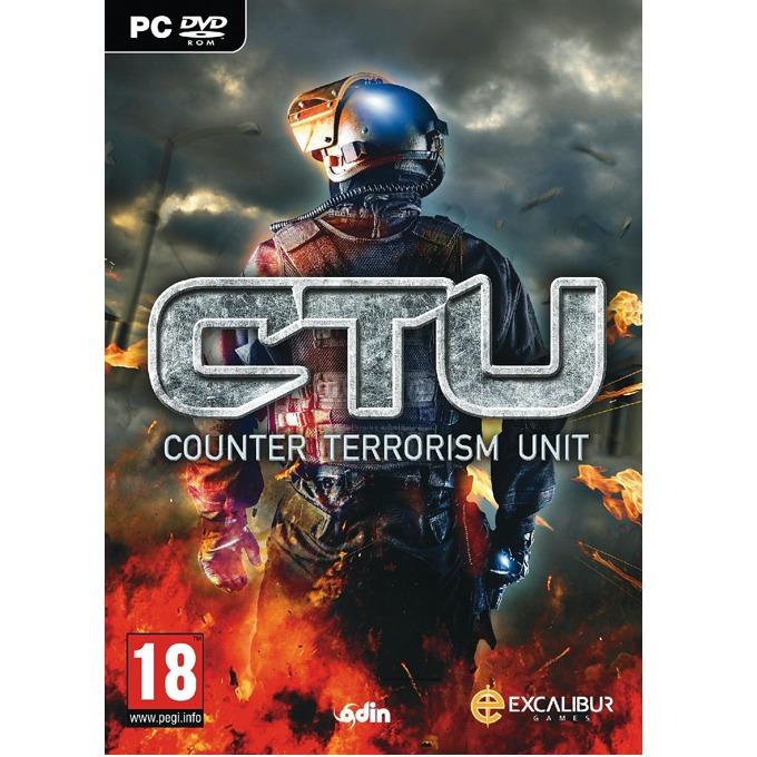 C.T.U Counter Terrorism Unit, за PC image