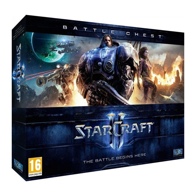 Игра StarCraft II: Battlechest, за PC image