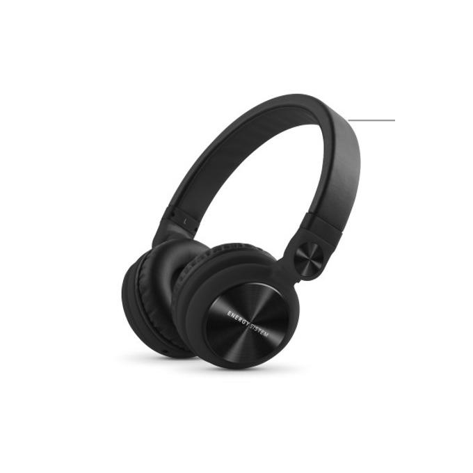 Слушалки Energy Sistem DJ2, микрофон, черен image