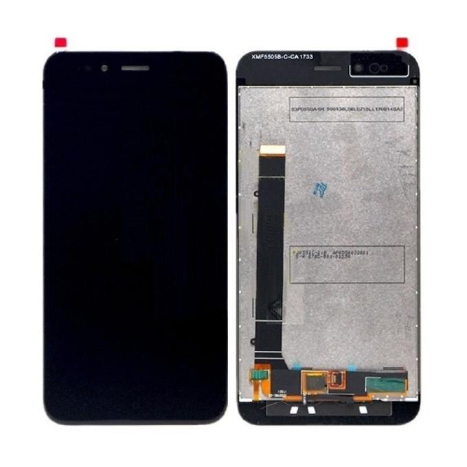 """Дисплей за Xiaomi Mi A1 LTE Dual Sim 5,5"""", LCD, с тъч, черен image"""