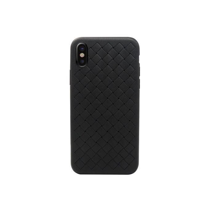 Калъф за iPhone X, протектор, термополиуретанов, Remax Tiragor, черен image
