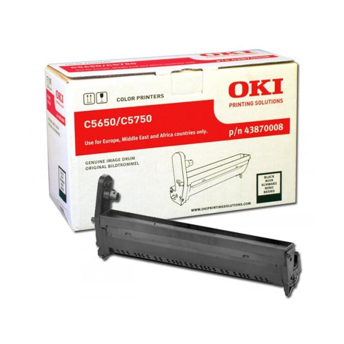КАСЕТА ЗА OKI C 5650/5750 - Black Drum product