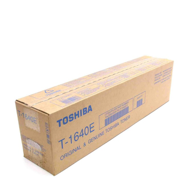 TОНЕР ЗА КОПИРНА МАШИНА TOSHIBA eStudio 163/165/166/167/203/205/206/207/237 - P№ T-1640E - 1pcs. - заб.: 24000k image