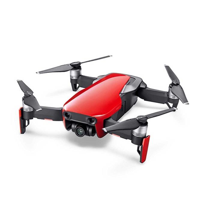 Дрон DJI Mavic Air Fly More Combo, 4000м. обхват, 12Mpix камера, 21мин. максимално летежно време, 4K UHD video, червен image