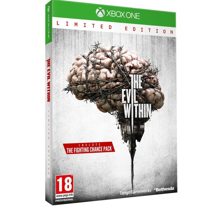 Игра за конзола The Evil Within - Limited Edition, за Xbox One image