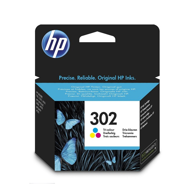 HP - Color - (302) - P№ F6U65AE - Заб.: 165p