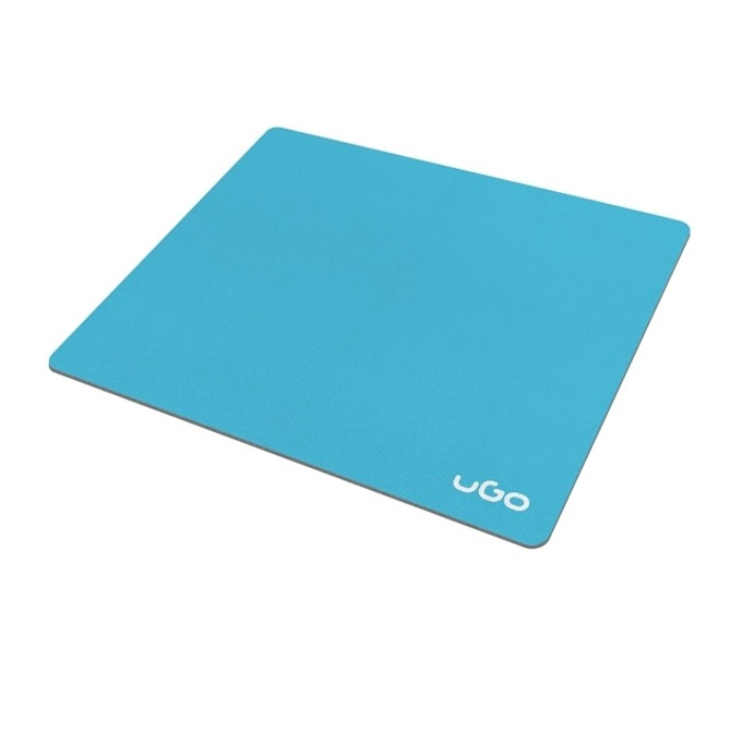 Подложка за мишка uGo Orizaba MP100, син, 235mm x 205mm image