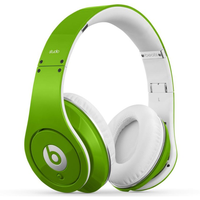 Beats by Dre Studio Over Ear Green DC12543 product