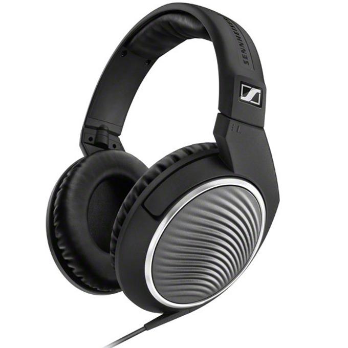 Слушалки Sennheiser HD 471 G, микрофон, черни image