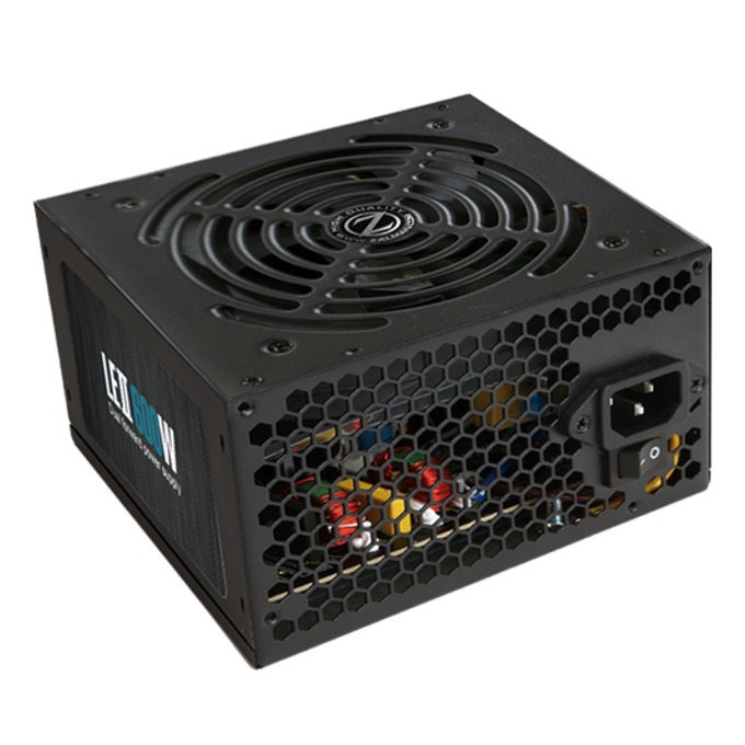Захранване Zalman ZM600-LEII, 600W, 120mm вентилатор image