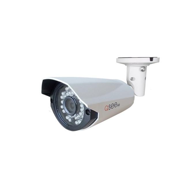 """AHD камера Q-See QH8057B, насочена """"bullet"""", 2MP(1920x1080@30FPS), 3.6mm обектив, IR осветеност (до 30 метра), външна, IP66 защита image"""