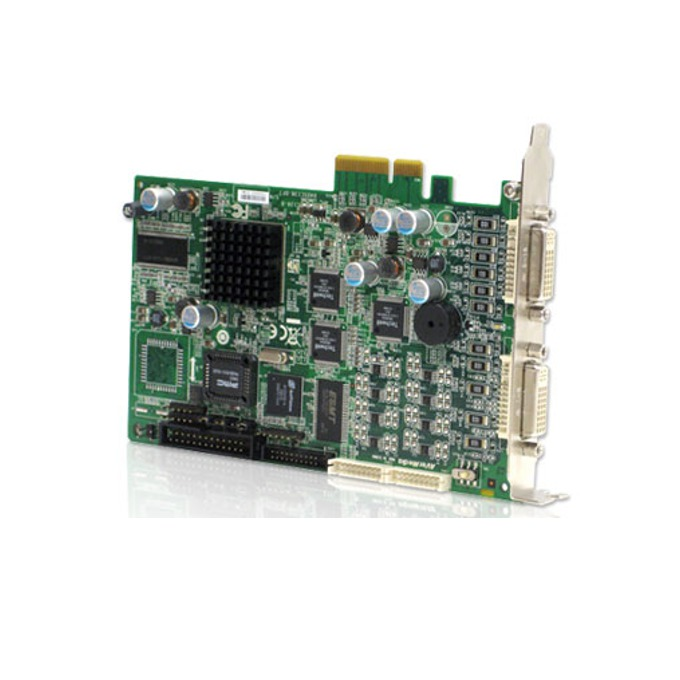 DVR платка AVerMedia NV8416 E4, 16 видео/16 аудио входа, 480/400fps (NTSC/PAL), MPEG4/H.264 image