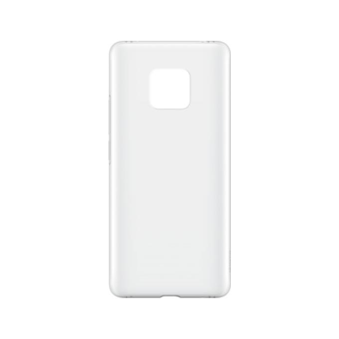 Калъф за Huawei Mate 20 Pro, силиконов, Huawei C-Laya Case, прозрачен image