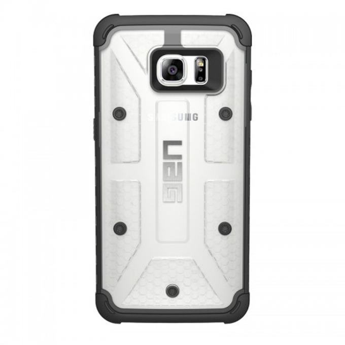 Хибриден кейс Urban Armor Gear Scout, Galaxy S7 Edge, удароустойчив, прозрачен image