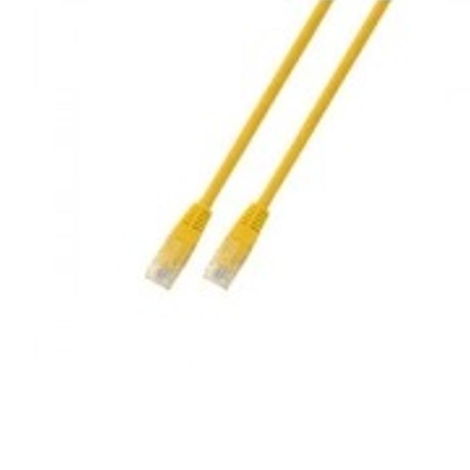 Пач кабел Data Optics FTP-PC-C6-1.5YL, FTP, Cat.6, 1.5m, жълт image