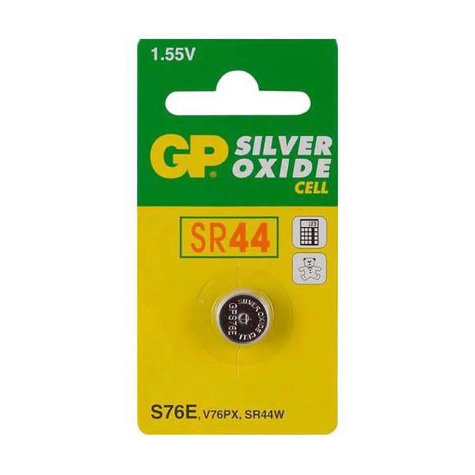 Батерия сребърна GP Oxide SR, 1.55V, 1бр. image