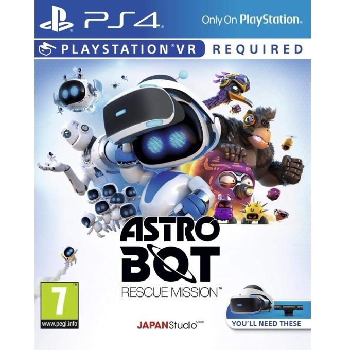 Astro Bot Rescue Mission, за PS4 VR image