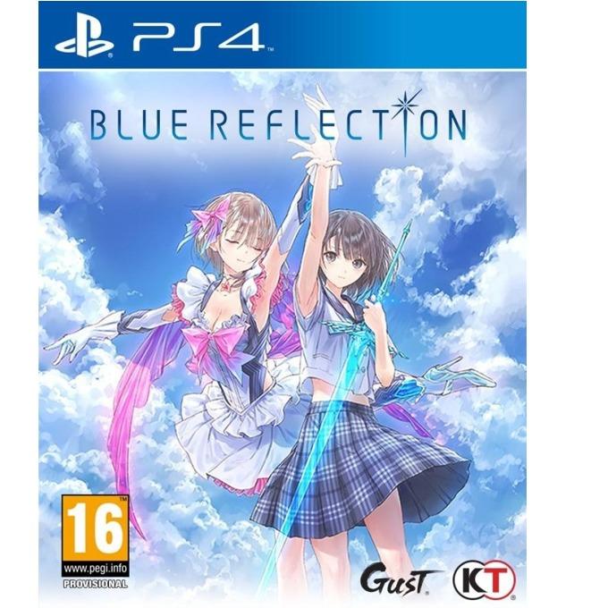 Blue Reflection, за PS4 image