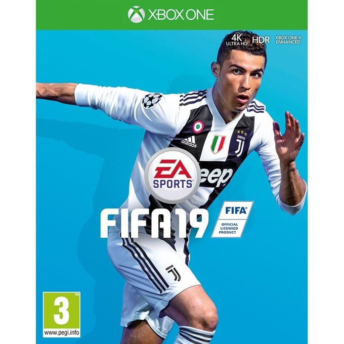 Игра за конзола FIFA 19, за Xbox One image