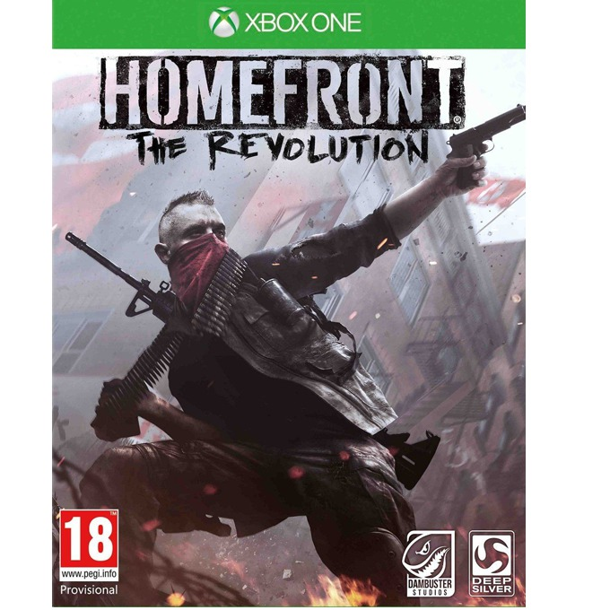 Homefront: The Revolution product