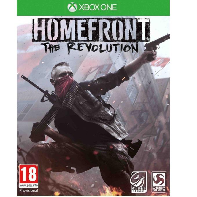 Игра за конзола Homefront: The Revolution, за Xbox One image