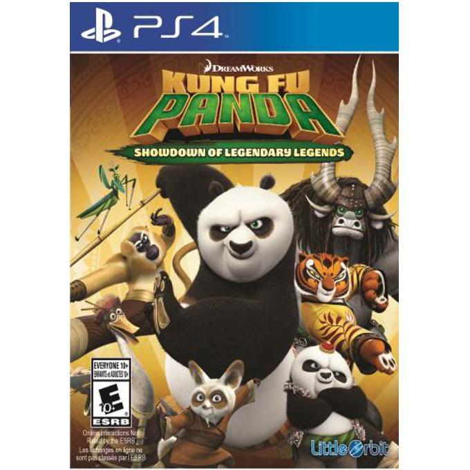 Игра за конзола Kung Fu Panda: Showdown of Legendary Legends, за PS4 image