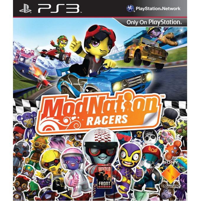 Игра за конзола ModNation Racers, за PlayStation 3 image