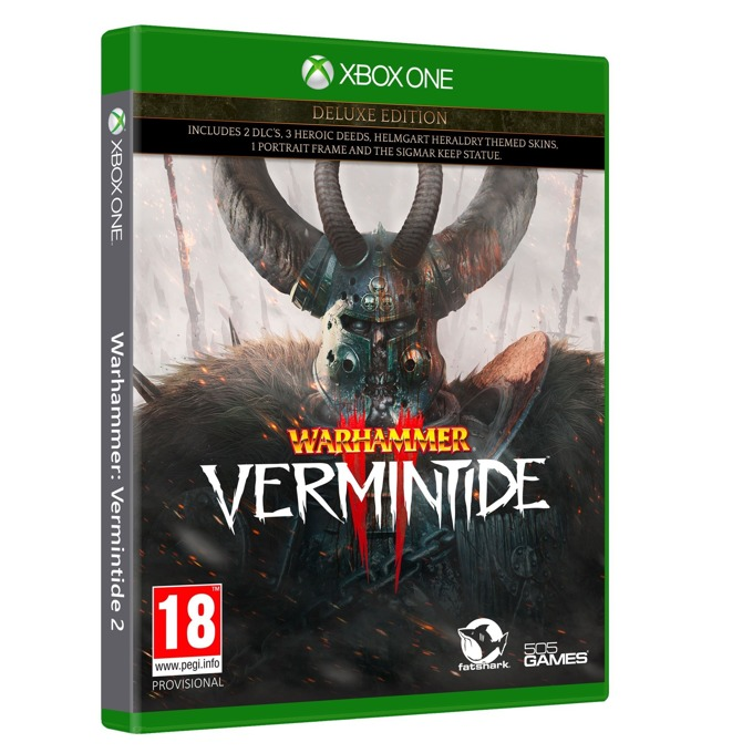 Warhammer: Vermintide 2 - Deluxe Edition, за Xbox One image