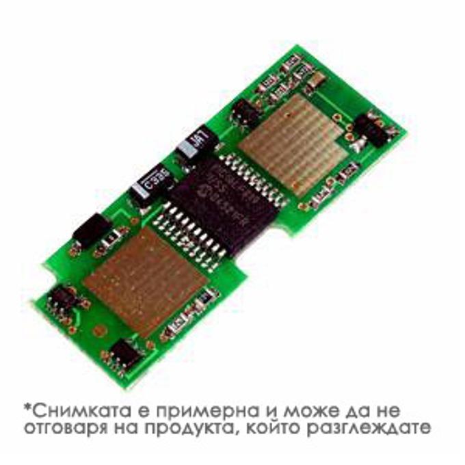 ЧИП (chip) ЗА HP CLJ CP3525 Canon LBP5050 Magenta