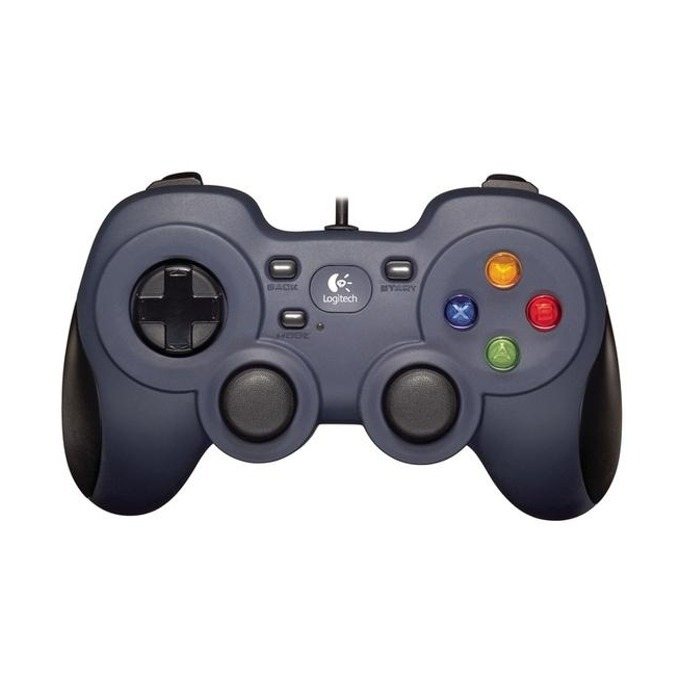 Gamepad Logitech Gamepad F310, USB