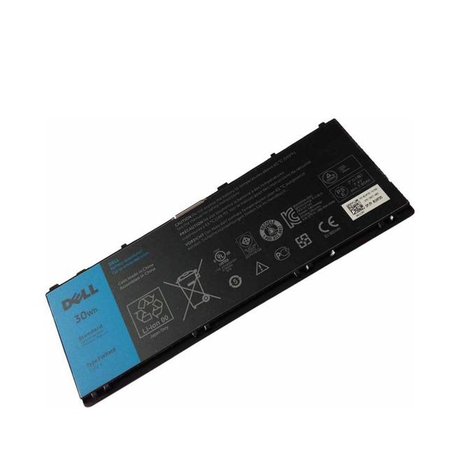 Батерия (оригинална) Dell Latitude 10 Tablet, Li-Polymer, 7.4V, 4050 mAh   image