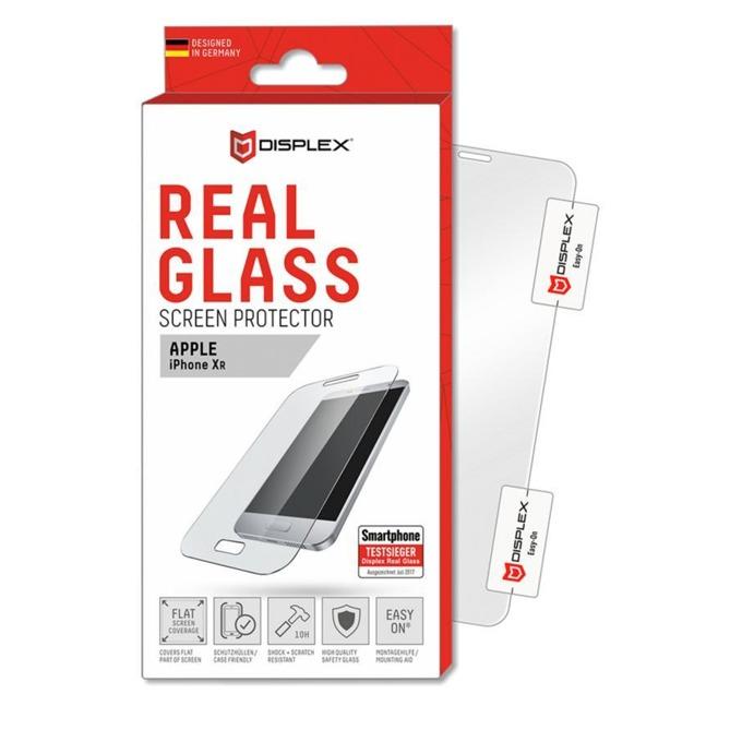 Протектор от закалено стъкло /Tempered Glass/ Displex за Apple iPhone XR image