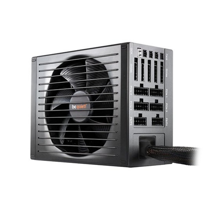 Захранване Be Quiet Dark Power PRO 11, PSU 650W, Active PFC, 80 Plus Platinum, 120mm вентилатор  image
