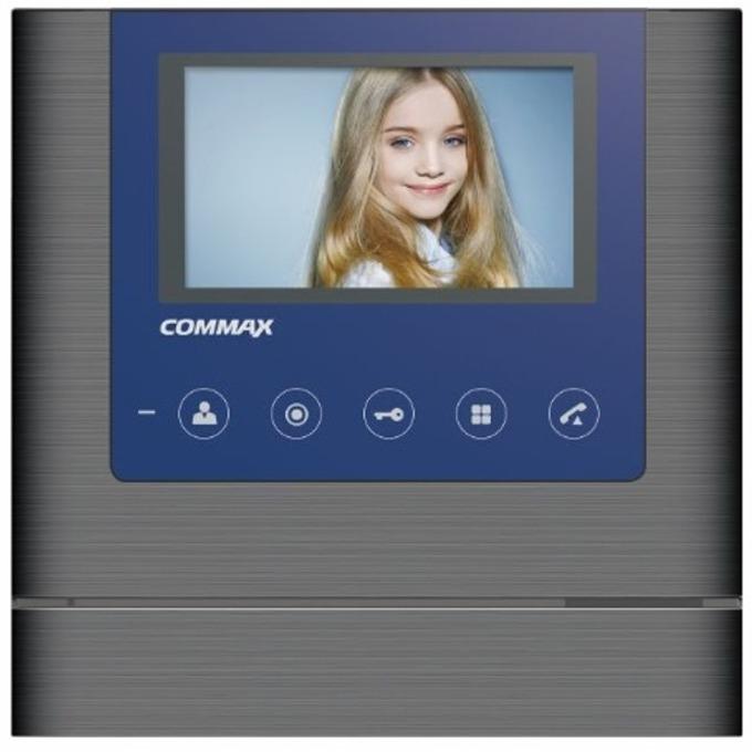 """Цветен Видеодомофон Commax CDV-43M, цветен, 4.3""""(10.92cm) TFT екран, до 2 камери/2 монитора/ 2 интерфона image"""