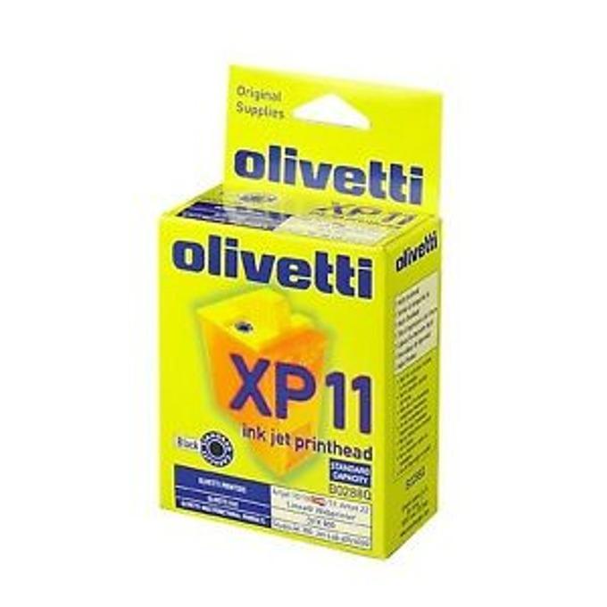 ГЛАВА ЗА OLIVETTI XP 11 - ARTJET 10/12/20/22 - P№ B0288 image
