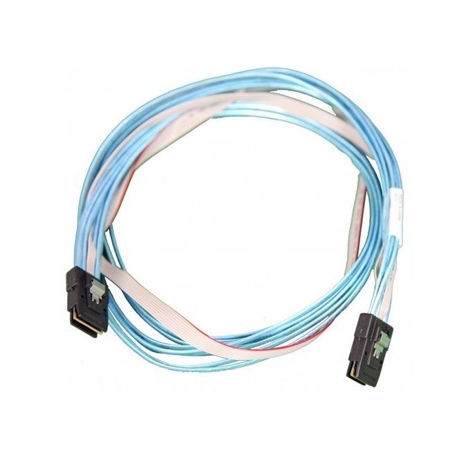 SuperMicro CBL-0281L, miniSAS към miniSAS IPASS Connector, 75cm image
