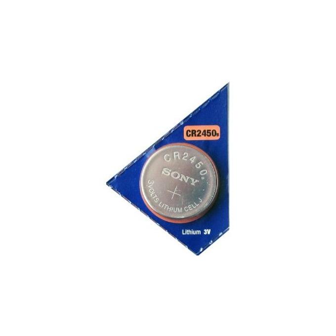 Батерия литиева Sony CR2450BEA, CR2450, 3.0V, 1бр. image