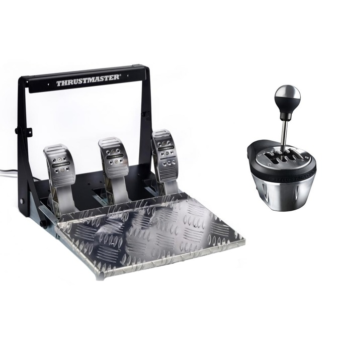 Thrustmaster TH8A and T3PA 4060130 product