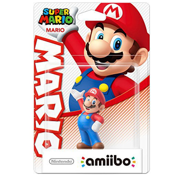 Nintendo Amiibo - Mario, за Nintendo 3DS/2DS, Wii U image